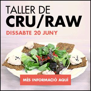 banner TALLER DE CRU/RAW