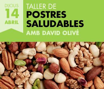 banner Curs pràctic de cuina saludable amb David Olivé