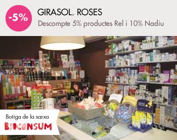 banner Girasol. Roses