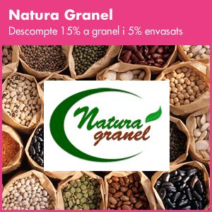 banner Natura Granel