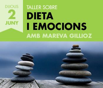 banner Taller sobre dieta i emocions