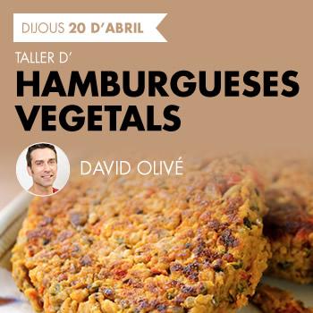 banner Taller d'hamburgueses vegetals