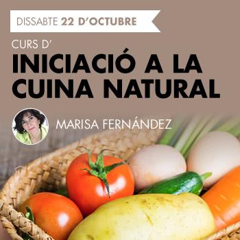 banner CURS D'INICIACIÓ A LA CUINA NATURAL